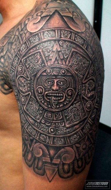Shoulder Tattoos Tattoo Insider